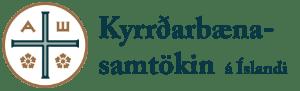 Kyrrðarbænasamtökin á Íslandi Logo
